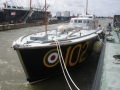 Ex Royal Navy Historic Ship
