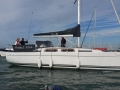 Hanse Sail boat
