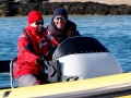 RYA Powerboat training in the Solent 029