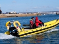 RYA Powerboat training in the Solent 033