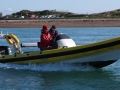 RYA Powerboat training in the Solent 056