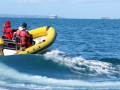 RYA Powerboat training in the Solent 064