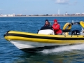 RYA Powerboat training in the Solent 099
