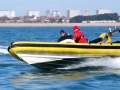 RYA Powerboat training in the Solent 106