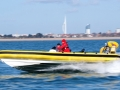 RYA Powerboat training in the Solent 107