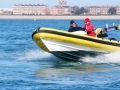 RYA Powerboat training in the Solent 127