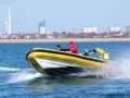 RYA Powerboat training in the Solent 133