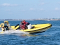 RYA Powerboat training in the Solent 153