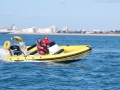 RYA Powerboat training in the Solent 154