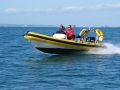 RYA Powerboat training in the Solent 161