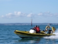 RYA Powerboat training in the Solent 173