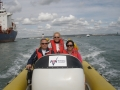RYA Powerboat training in the Solent P1011285