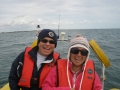RYA Powerboat training in the Solent P1011288