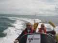RYA Powerboat training in the Solent P1011292