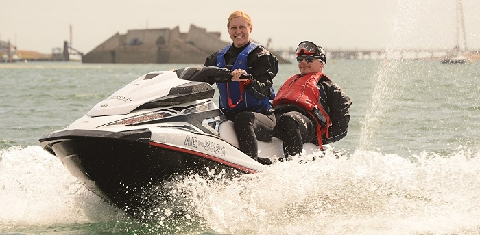 Jet Ski or PWC Training - Portsmouth and Chichester Marine