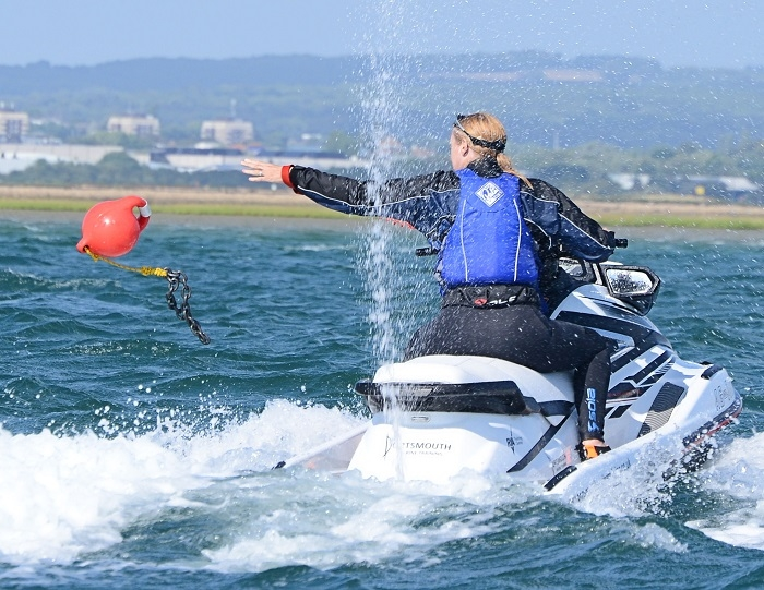 PWC / Jet Ski Training 6